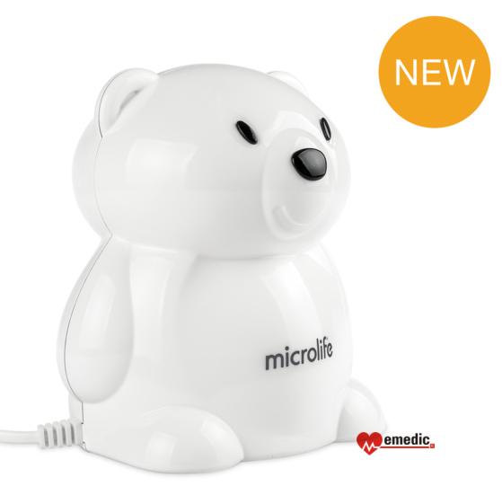 Microlife NEB 400 mi¶ - inhalator dla dzieci