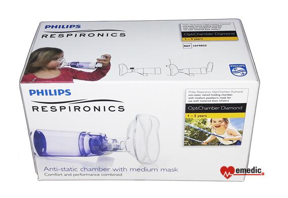 Komora inhalacyjna Philips Respironics  Optichamber Diamond