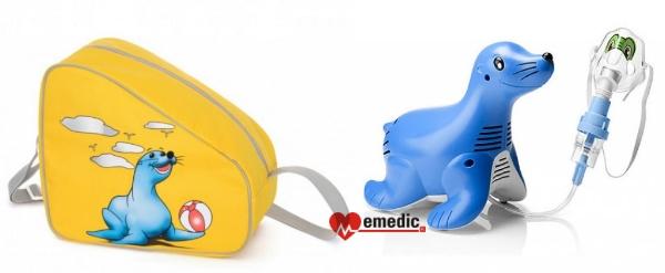 Inhalator pediatryczny Philips Respironics Sami the Seal Foczka