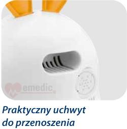 Inhalator dla dzieci PIC Solution Mr Carrot