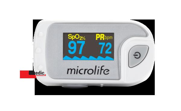 Microlife OXY 300 Pulsoksymetr napalcowy